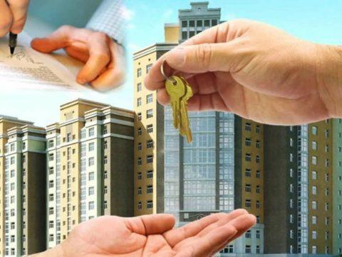 Как происходит покупка квартиры в новостройке за наличные