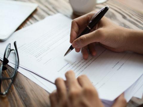 Как написать заявление на возврат ндфл за покупку квартиры