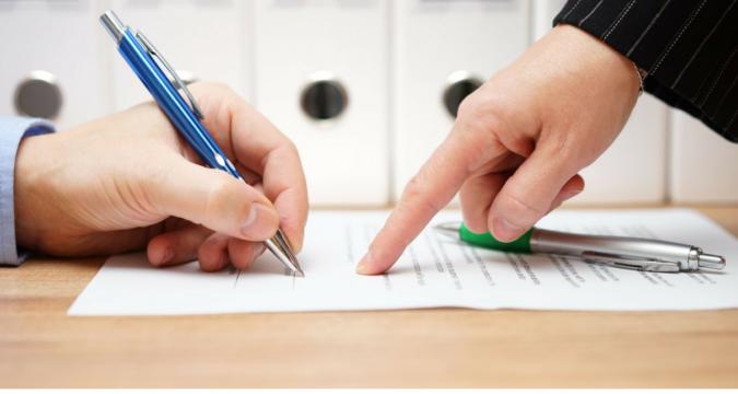 Как заключить договор покупки квартиры