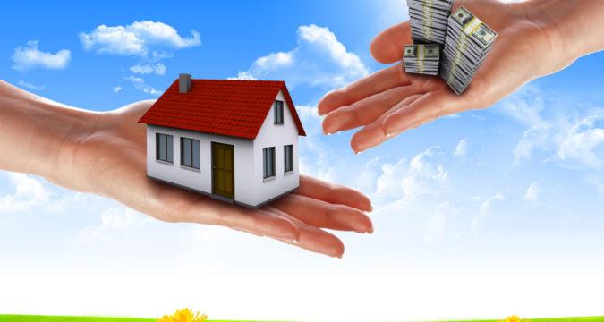 Обмен квартиры на дом как оформить