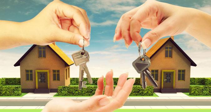 Как произвести обмен квартиры между родственниками