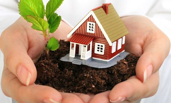 Можно ли подарить дом без земли
