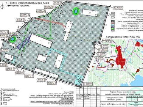 Как получить план земельного участка
