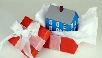Можно ли подаренный дом передарить