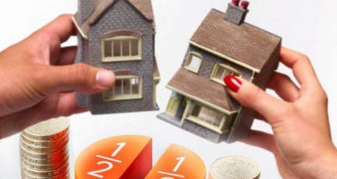Имеется дом в собственности как продать 50% доли