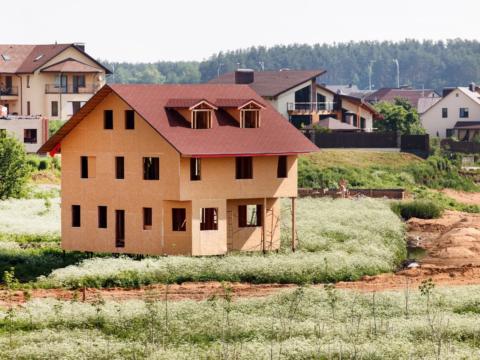 Как быстрее продать недостроенный дом