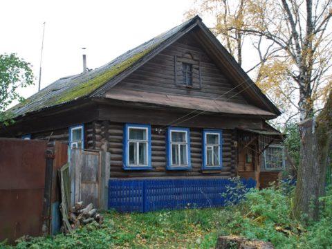 Как быстро продать старый дом