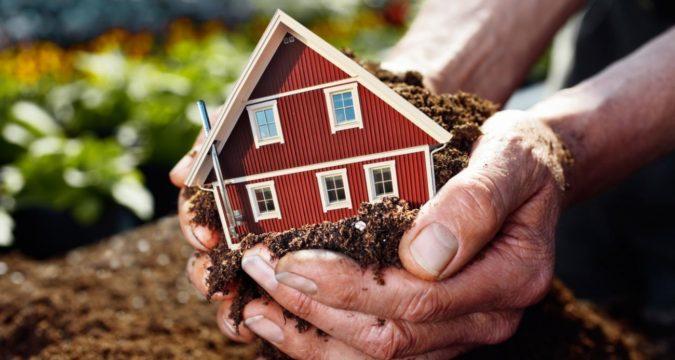 Как выгодно продать дом с участком