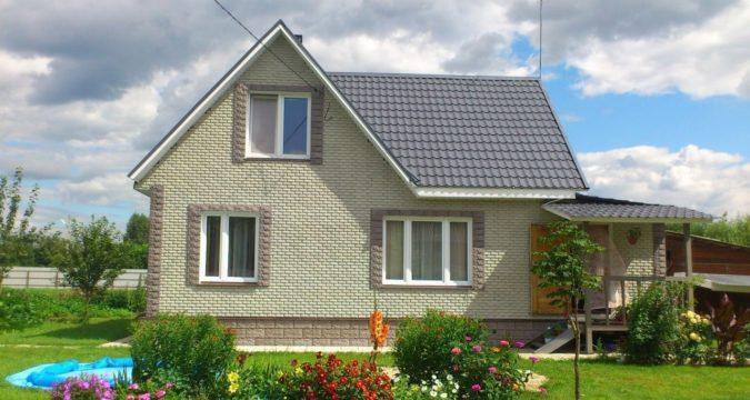 Как продать частный дом
