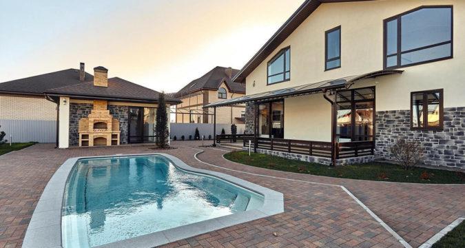 Как продать дорогой дом