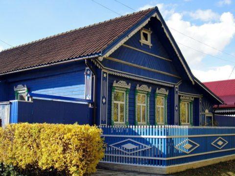 продать старый дом