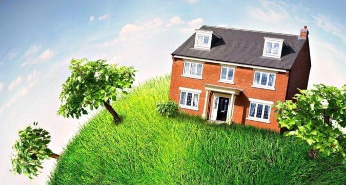 Как правильно продать дом с земельным участком