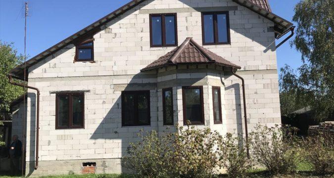 Как продать участок с недостроенным домом